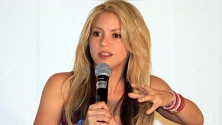 Shakira: fundación niega donación de 15 millones de dólares para Haití