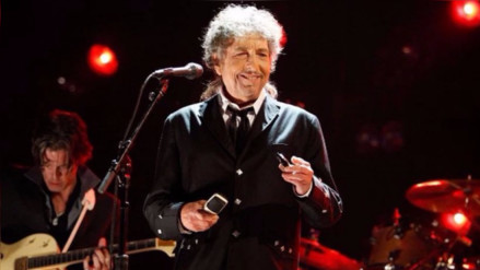 Así fue el primer concierto de Bob Dylan tras ganar el Nobel de Literatura