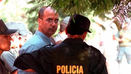 Terrorista del MRTA fue liberado y expulsado después de 23 años