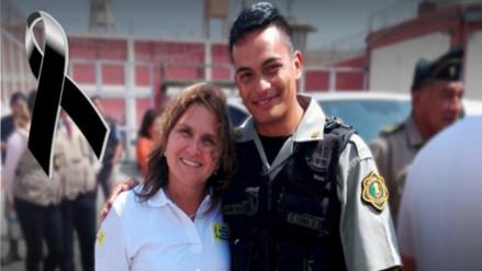 Ministra de Justicia conoció un día antes a agente de INPE asesinado