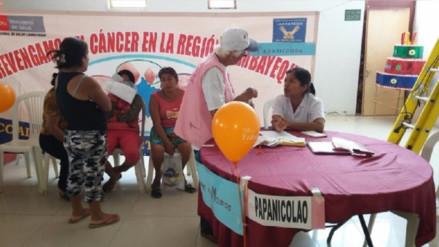 Realizarán despistaje de cáncer a más de 200 mujeres de Ciudad Eten