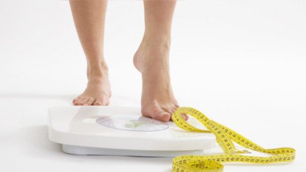 Un buen peso no es sinónimo de salud