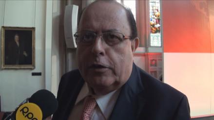 Brexit tendría impacto marginal en economía peruana, dijo Julio Velarde