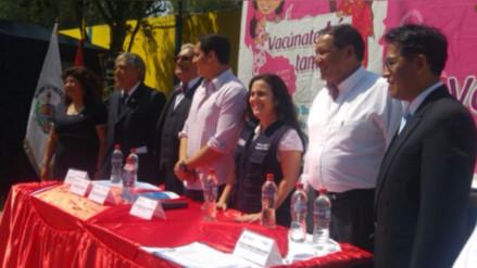 Ministra de Salud recomienda cómo prevenir varicela en Trujillo