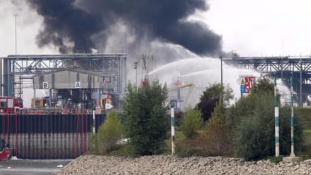 Varios heridos y desaparecidos tras dos explosiones en plantas químicas de Alemania