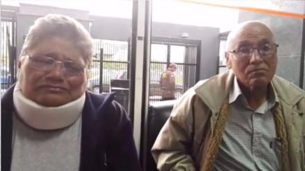 Pacientes de Essalud denuncian maltrato en hospital Diaz Ufano