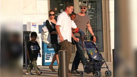 Guardaespaldas de Angelina Jolie y Brad Pitt cuenta el mayor temor de la pareja