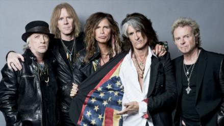 Aerosmith cancela concierto en Bolivia tras colapso de escenario