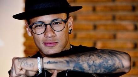 Los nuevos tatuajes de Neymar en honor a su fe religiosa