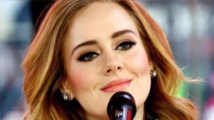 Adele confiesa confiesa su deseo de tener otro bebé