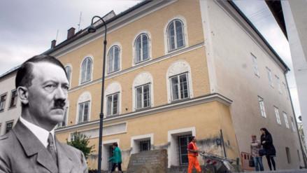 Austria decidió derribar la casa donde nació Adolf Hitler