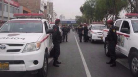 Inseguridad ciudadana: La Libertad sufre déficit de patrulleros