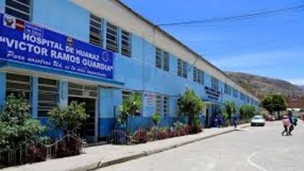 Huaraz: niño con varicela grave es trasladado a Lima
