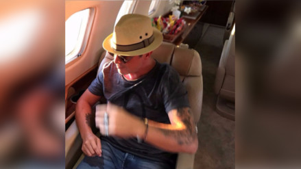 Alejandro Sanz llegó a Lima
