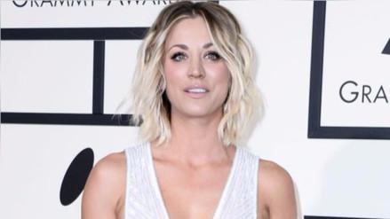 The Big Bang Theory: Kaley Cuoco sorprende con terapia de Michael Phelps