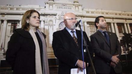Peruanos por el Kambio no investigará a Gilbert Violeta por presunto delito
