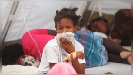 Haití registra casi 800 casos de cólera tras el paso del huracán Matthew
