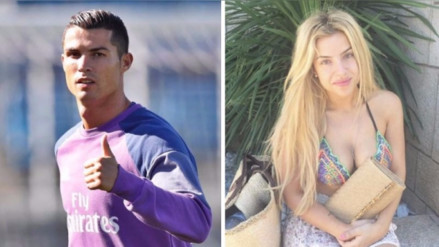 La community manager de Cristiano Ronaldo es la hija del 'Superagente' Jorge Mendes