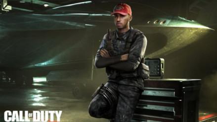 Lewis Hamilton aparecerá en el nuevo Call of Duty