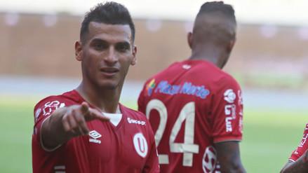 Universitario ganó 3-1 a Alianza Atlético y llegó a la punta del Descentralizado