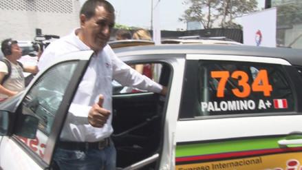 Richard Palomino tuvo intensa preparación para competir en Caminos del Inca