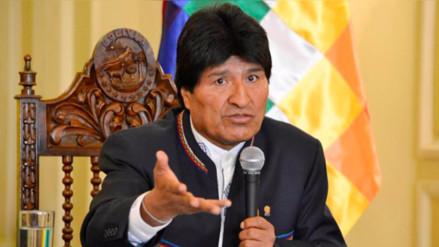 Bolivia busca construir un orden mundial