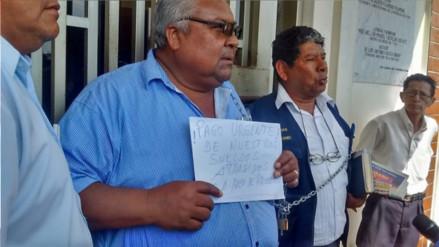 Trabajadores de JLO radicalizan medidas de lucha en segundo día de huelga