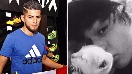 Hackean el Facebook de Carlos Zambrano y aparecieron estas fotos