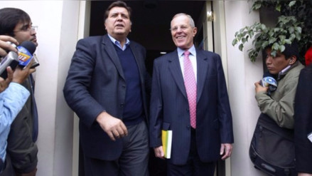 Alan García y Pedro Pablo Kuczynski se reunirán este viernes