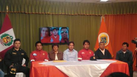 La Oroya: rinden homenaje póstumo a bombero Raúl Sánchez