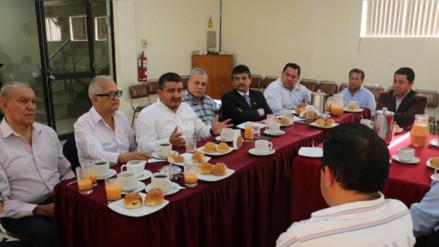 Gobernador regional de Lambayeque pide unión para concretizar Puerto Eten