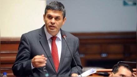 Gastañadui asegura que no existe temor de Humala a investigación del Congreso
