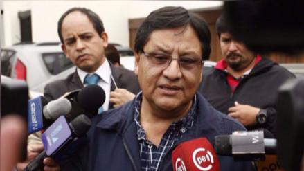 Carlos Moreno será investigado por la Comisión de Fiscalización