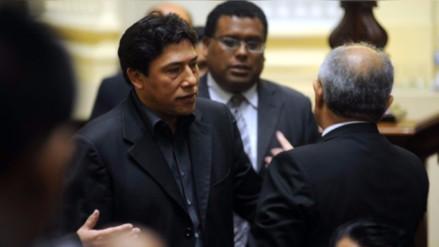 Alexis Humala negó haber recolectado donaciones para los bomberos