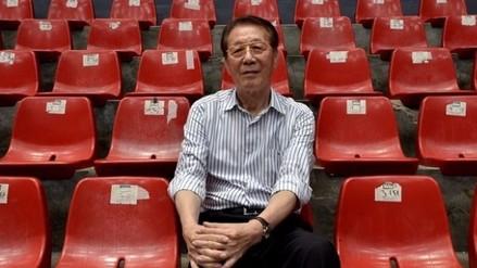 Man Bok Park ingresará al Salón de la Fama del Vóley