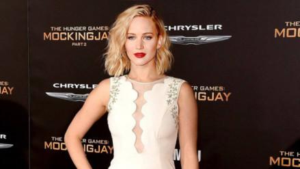 Jennifer Lawrence interpretará a una novelista en su próxima película