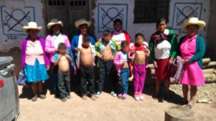 Confirman cinco casos de varicela en Cajamarca