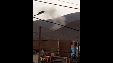 Detonaciones de mina molestan a vecinos en Ventanilla Alta
