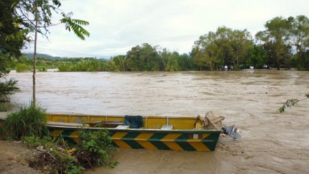 Anuncian bloqueo total del río Marañón en reinicio de huelga indefinida