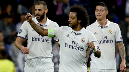 Real Madrid vence 2-1 en el Bernabéu ante Athletic de Bilbao