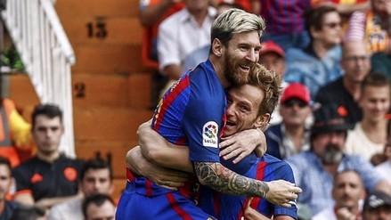 Barcelona 3-2 Valencia: triunfazo azulgrana en Mestalla