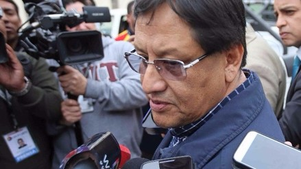 """Carlos Moreno: """"¿A dónde me voy a fugar, qué delito he cometido?"""""""