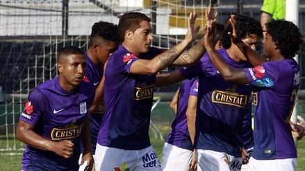Con oficio y orden: Alianza Lima ganó 2-0 a UTC en Cajamarca