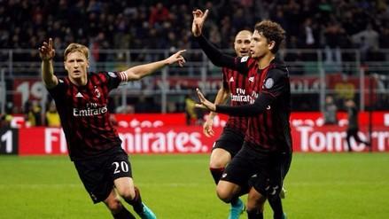 AC Milan venció 1-0 a la Juventus con un go-la-zo de Locatelli