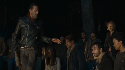 The Walking Dead: la primera víctima de Negan es...