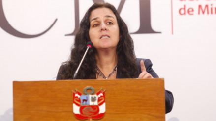 """Patricia García: """"Estamos comenzando los cambios en el sector Salud"""""""
