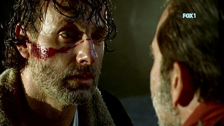 The Walking Dead 7x01: 10 momentos del episodio estreno