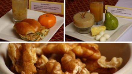 Sigue estos cinco pasos para alimentarte saludablemente