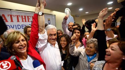 La derecha se impuso en las elecciones municipales en Chile