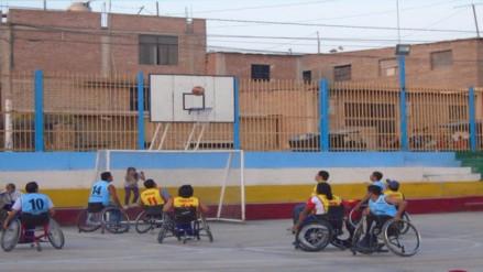 Municipio de Patapo promueve actividades recreativas para personas con discapacidad